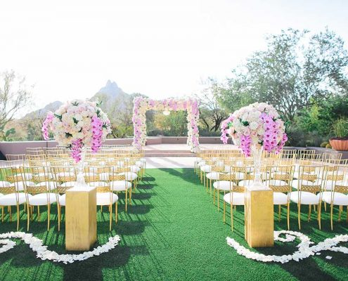 Blissful Romance Wedding