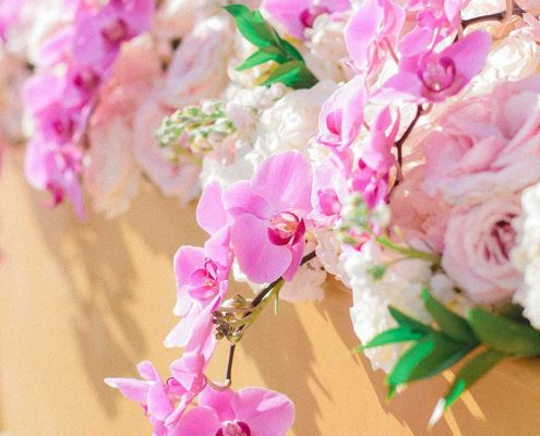 Blissful Romance Wedding Floral Design