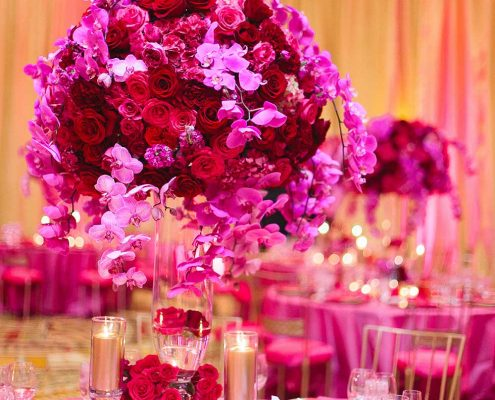 Blissful Romance Wedding Flowers