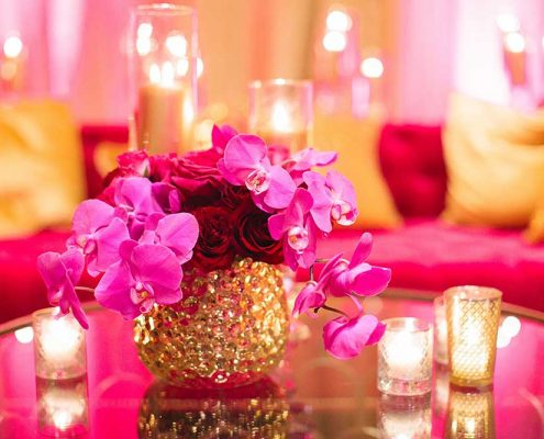 Blissful Romance Wedding Design