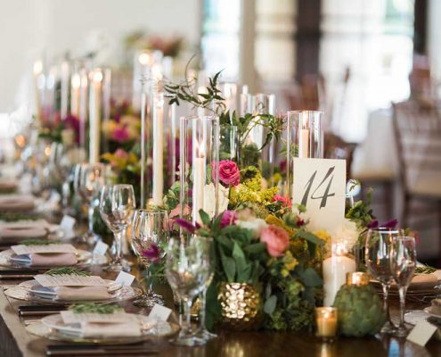 Brussel Fusion Wedding Table