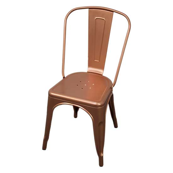 Copper Talix Chair