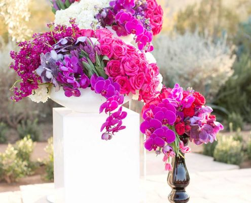 Bold Wedding Design