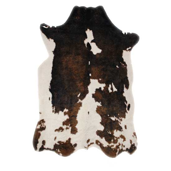 Faux Cow Hide Rug