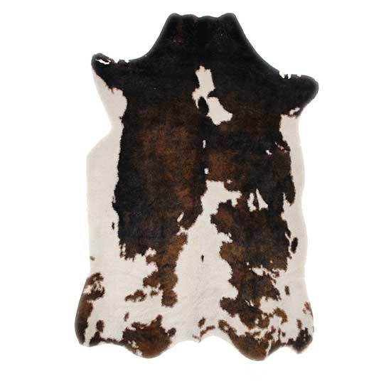 Faux Cow Hide Rug