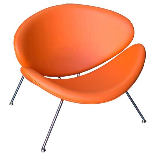 Mid-century Nutshell Chair