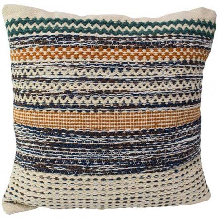 Textured Stripe Pillow