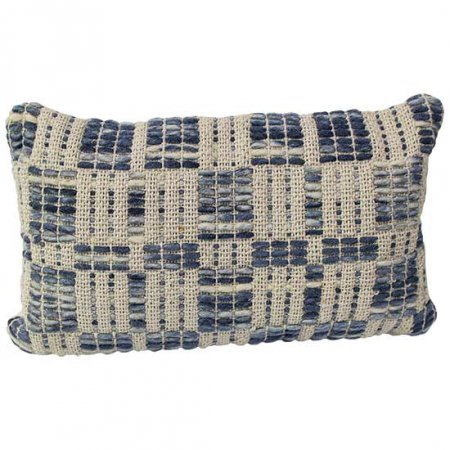 Canvas Yarn Pillow