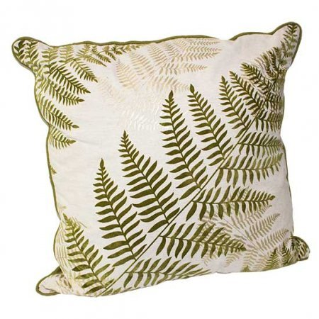 Fern Leaf Pillow