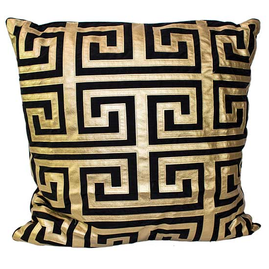 Aztec Gold Pillow