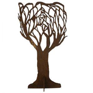 Wood Tree Display