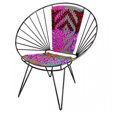 Chindi Chair