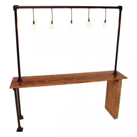Edison Light Communal Table