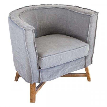 Grand Club Gray Chair