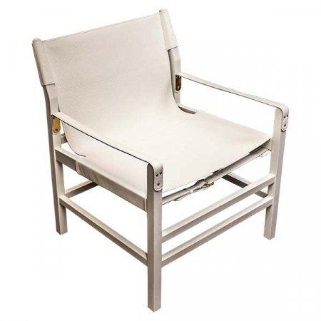 White Safari Chair