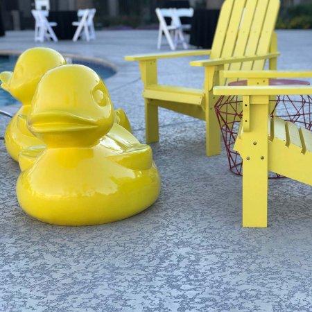 Yellow Duck Prop