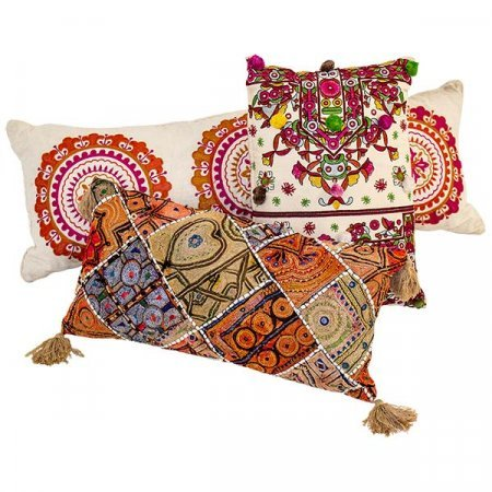 Assorted Moroccan Pillows