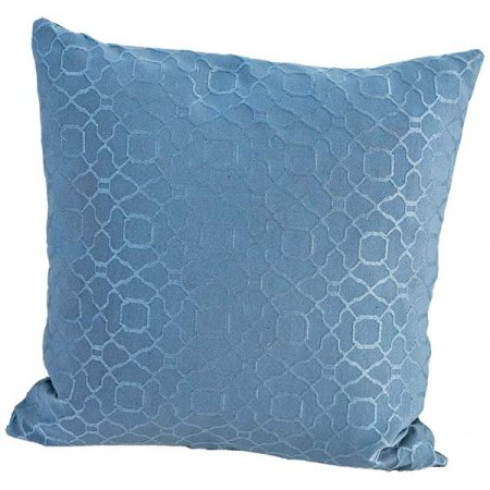 Blue Print Pillow