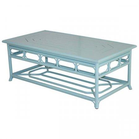 Caribbean Blue Regeant Coffee Table