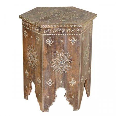Decorative Wood Table
