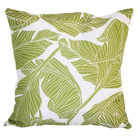 Hosta Leaf Pillow