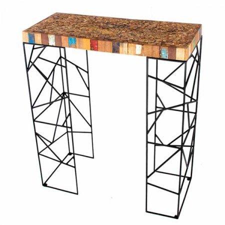 Rubik Rectangle Bar Table