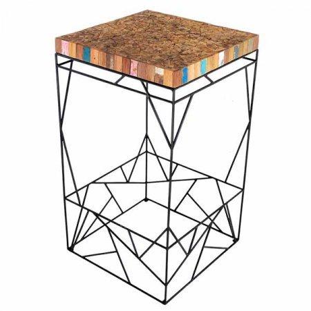 Rubik Square Bar Table