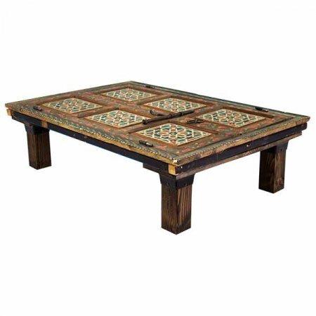 Wood Door Table