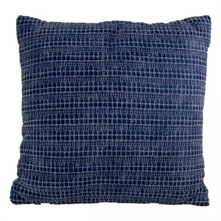 Inspired Environments Denim Pillow