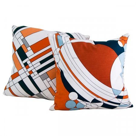 Inspired Environments FLW Pillow