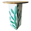 Inspired Environments Green Paddle Cactus Glow Table