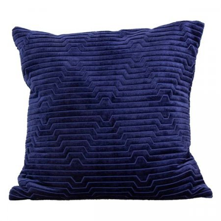 Inspired Environments Royal Blue Plush Pillow