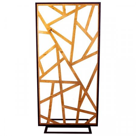 Inspired Environments Abstract Geometric Display Frame