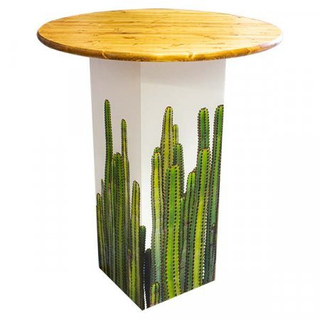 Inspired Environments Cactus Glow Table