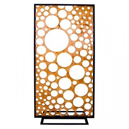 Inspired Environments Circle Display Frame Panel