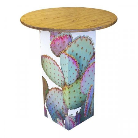 Inspired Environments Prickly Pear Glow Table