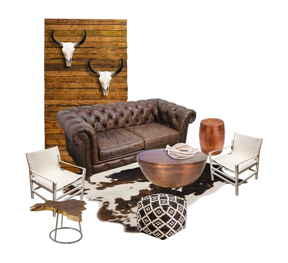 IE Sophisticated Southwestern Package A