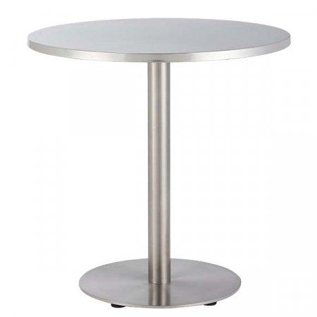 Silver Bistro Tables IE Rental Inventory