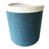 Inspired Environments Blue Delphinium Bumper