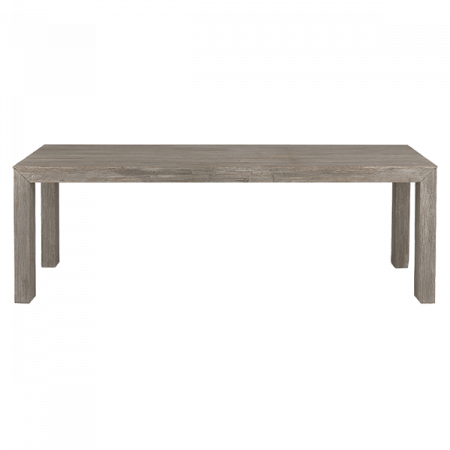 Inspired Environments Gray Wash Dining Table