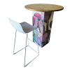 Inspired Environments Prickly Pear Cactus Glow Table with Chair