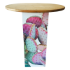 Inspired Environments Prickly Pear Cactus Glow Table Side