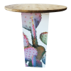 Inspired Environments Prickly Pear Cactus Glow Table