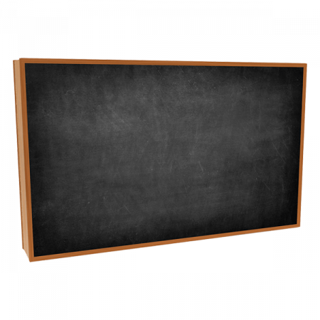 Inspired Environments Scenic Display Chalkboard