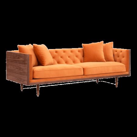 Inspired Environments Desert Sun Sofa Angle