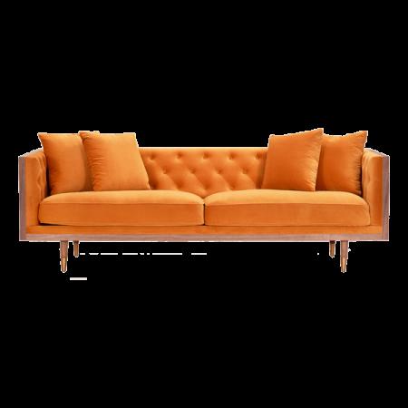 Inspired Environments Desert Sun Sofa Front