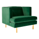 Inspired Environments Emerald Side Chair