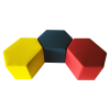 Inspired Environments Hexagon Cluster Top