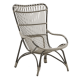 Inspired Environments Outdoor High Back Chair