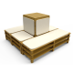 Inspired Environments Pallet Furniture Square